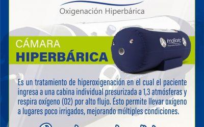 Oxigenación Hiperbárica